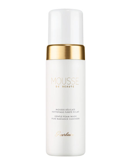 Mousse de Beauté Cleansing Foam, 5.0 oz.