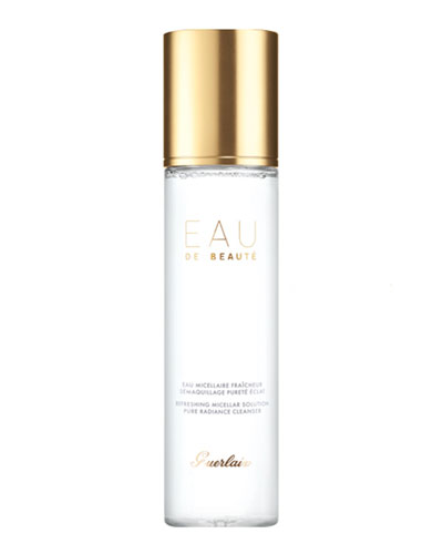 Eau de Beauté Micellar Cleansing Water, 6.7 oz.