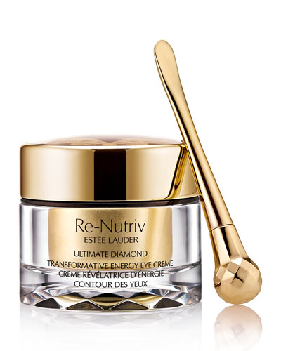 Re-Nutriv Ultimate Diamond Transformative Energy Eye Crème, 0.5 oz.