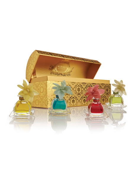 Petite Essence Collection - Santa Barbara Fragrances, 4 X 1.7 oz.