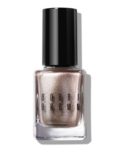 Limited Edition Glitter Nail Polish - Smoky Topaz