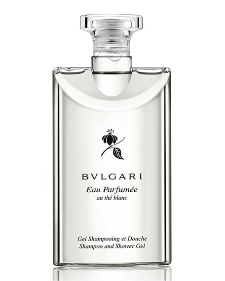 Eau Parfumée Au Thé Blanc Shampoo and Shower Gel, 6.8 oz.