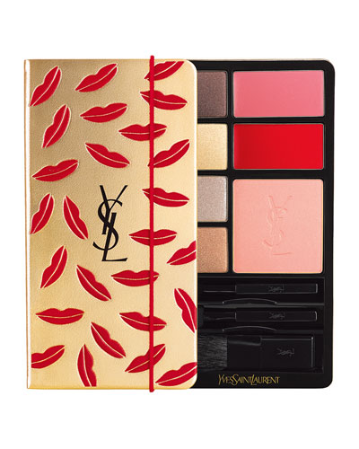 Limited Edition Kiss & Love Makeup Palette
