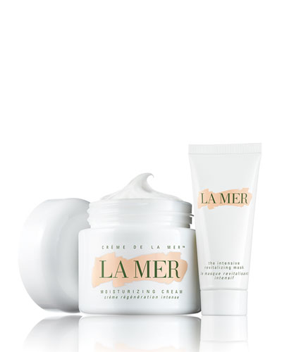 Intensive Revitalizing Mask Pack On (Crème de la Mer/Intensive Revitalizing Mask)