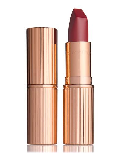 The Matte Revolution Lipstick, Red Carpet Red