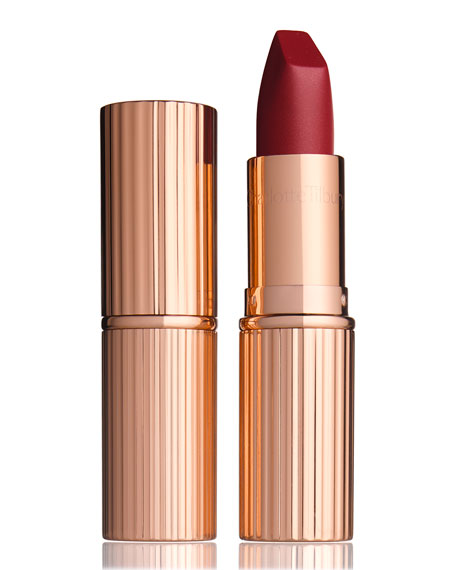 Charlotte Tilbury The Matte Revolution Lipstick, Love Liberty
