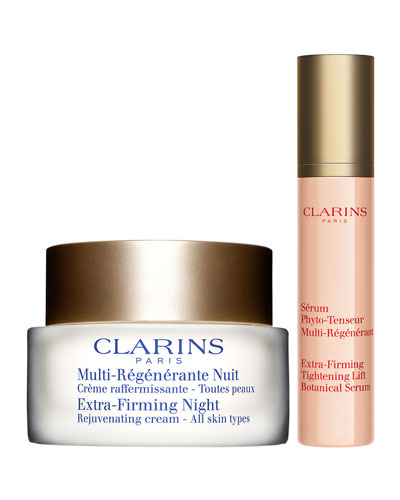 Limited Edition Extra-Firming Anti-Aging Nighttime Duo