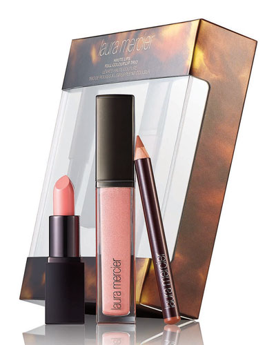 Limited Edition Haute Lips Full Colour Lip Trio ($55 Value)