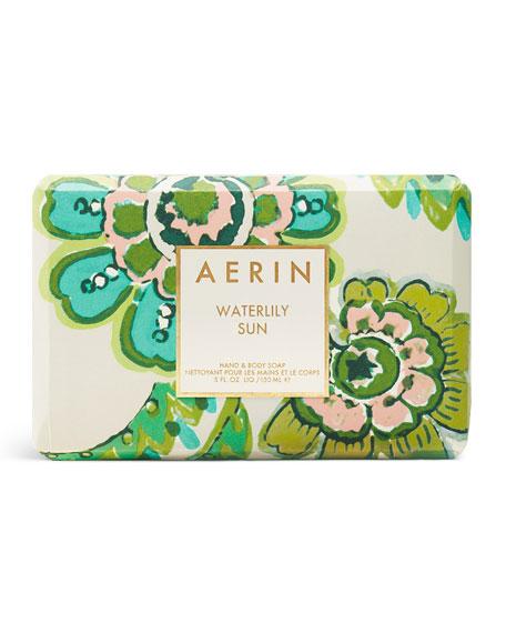 AERIN Limited Edition Waterlily Sun Soap Bar