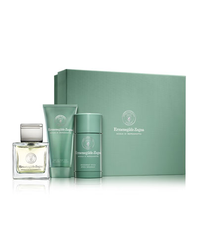 Acqua Di Bergamotto Deluxe Set  (VALUE $143)