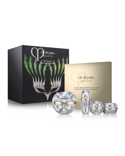 Limited Edition Bal Masqué La Crème Collection ($725 Value)