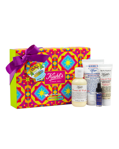 Limited Edition Nourishing Essentials Set by Peter Max ($37 Value)