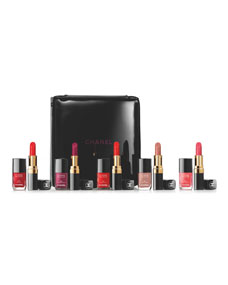 Chanel Double the Delight Lipstick and Nail Set