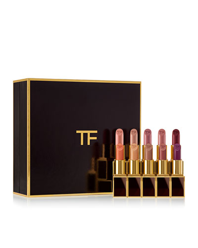 Tom Ford 10-Piece Lip Color Set