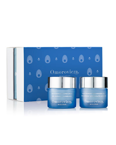 Limited Edition Blue Diamond Set ($585 Value)