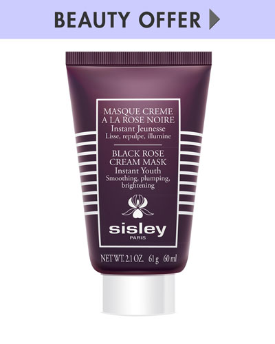 Full-size Black Rose Mask with $500 Sisley-Paris Purchase ($162 Value)*