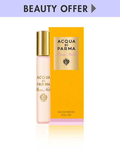 Yours with any $150 Acqua di Parma Purchase