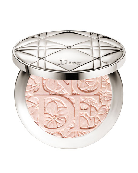 Limited Edition Diorskin Nude Air Illuminating Powder - Glowing Gardens Collection