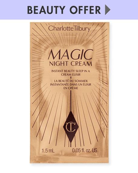 Magic Night Cream, 1.5 mL