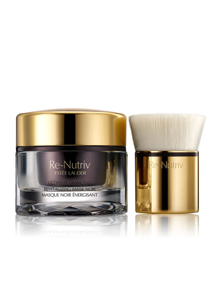 Estee Lauder Re-Nutriv Ultimate Diamond Revitalizing Mask Noir,