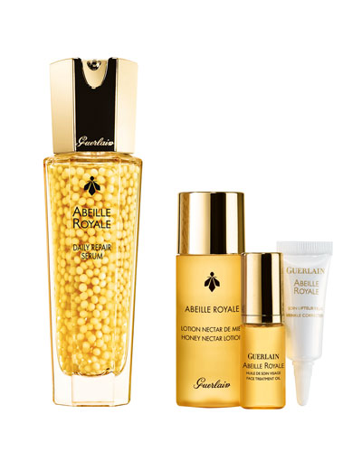 Limited Edition Abeille Royale Full-Size Serum Set ($328 Value)