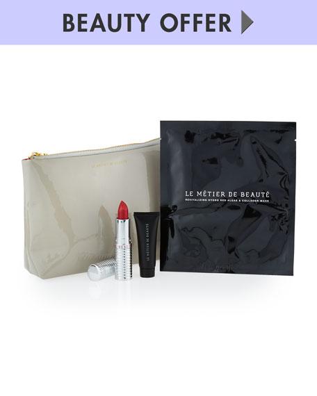 Receive a free 4-piece bonus gift with your $350 Le Metier de Beaute purchase
