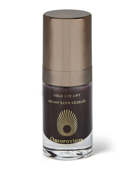 Omorovicza Gold Eye Lift, 0.5 oz.