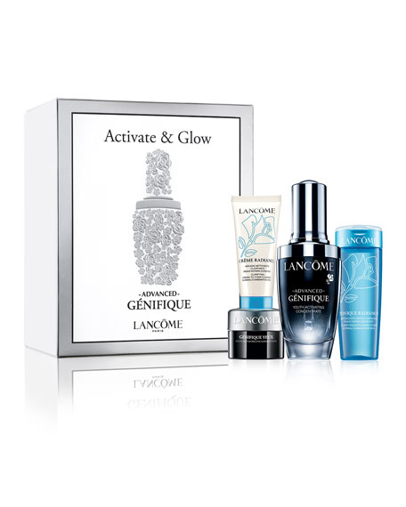 Limited Edition Advanced Génifique Spring Treatment Set ($180 Value)