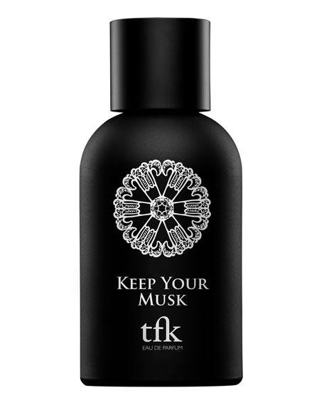 KEEP YOUR MUSK Eau de Parfum, 100 mL