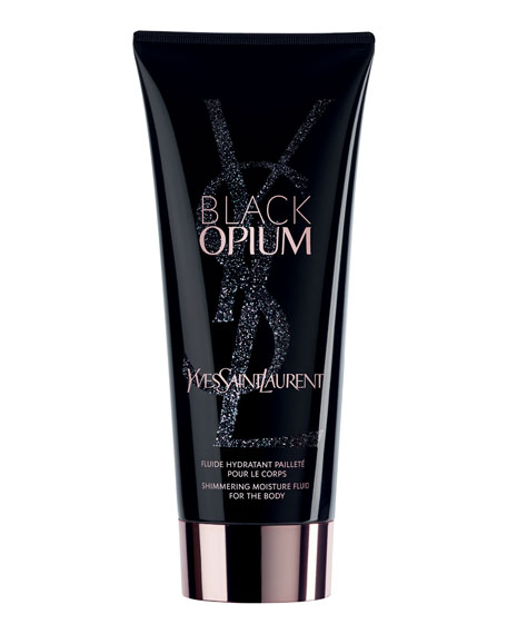 Yves Saint Laurent Beaute Black Opium Body Lotion,