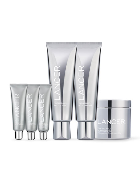 Limited Edition The Method: Body Collection ($194 Value)
