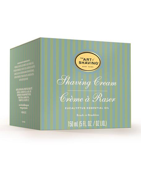 Eucalyptus Shaving Cream, 150 mL