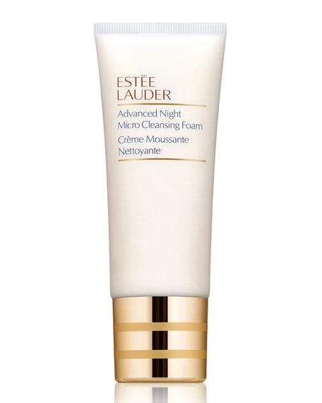 Estee Lauder Advanced Night Micro Cleansing Foam, 3.4