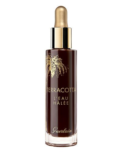 Limited Edition Terracotta L'Eau Hâlée Tinted Cooling Water, 1.0 oz.