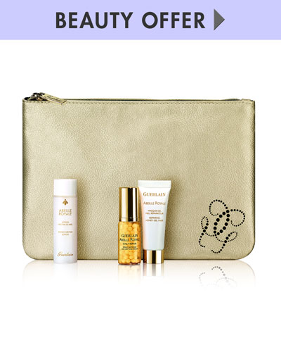 Receive a free 4-piece bonus gift with your $225 Guerlain purchase