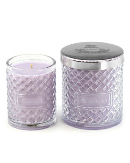 Lavender Rosemary Candle, 7 oz. & Complimentary Petite Candle, 3.4 oz. (A $93 Value)
