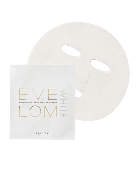 Brightening White Mask, Set of 8
