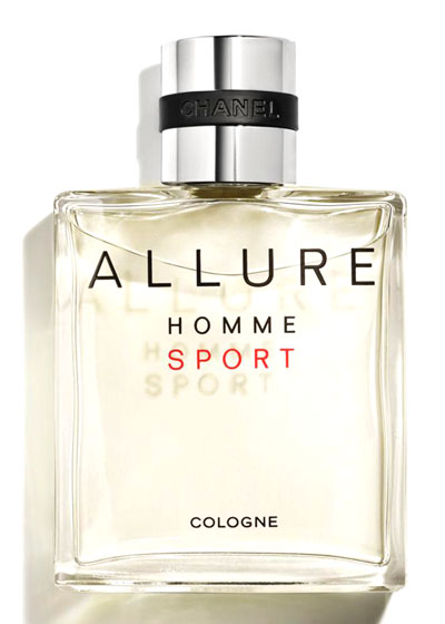 <B>ALLURE HOMME SPORT</b><BR>Cologne Spray, 3.4 oz./ 100 mL