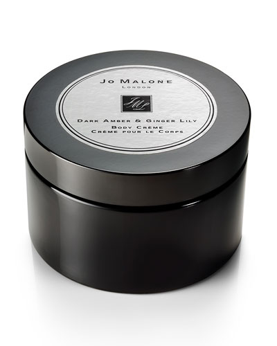 Dark Amber & Ginger Lily Cologne Intense Body Crème, 5.9 oz.