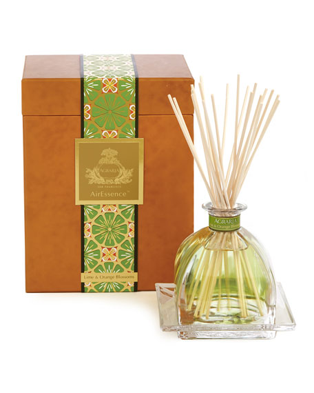 Agraria Lime & Orange Blossom Diffuser, 7.4 oz./