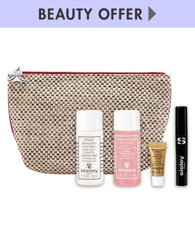 Yours with any $350 Sisley-Paris purchase*