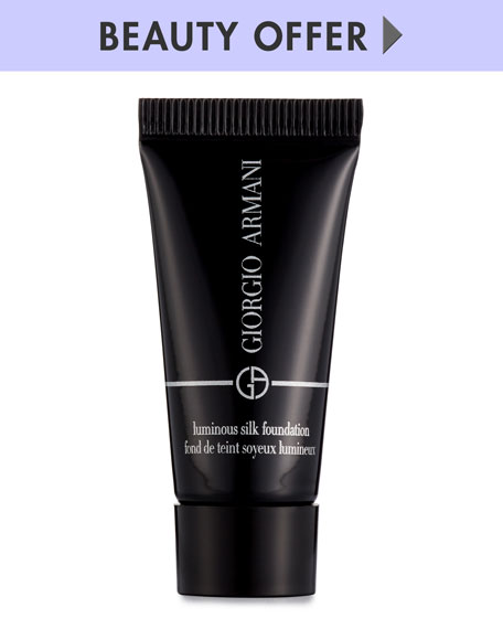 Yours with any $50 Giorgio Armani Beauty purchase