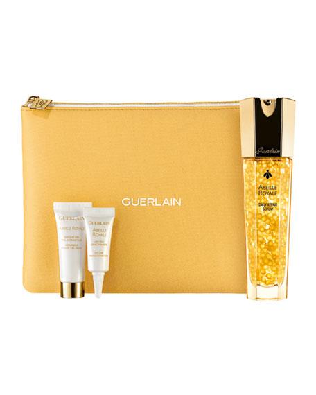 Guerlain Limited Edition Abeille Royale Full-Sized Serum Set