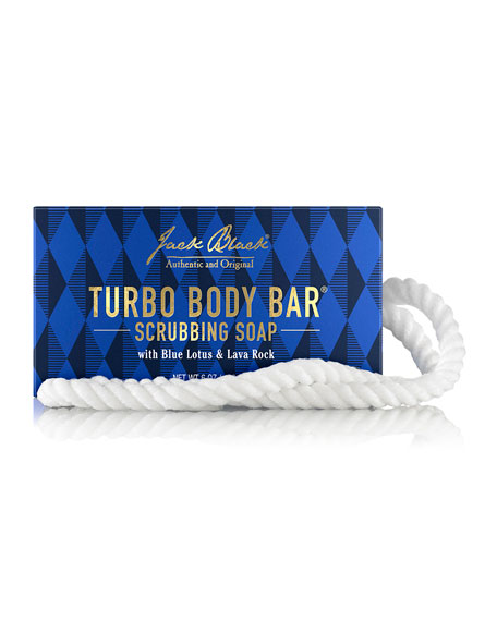 Jack Black Turbo Body Bar® Soap-on-a-Rope
