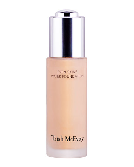 Trish McEvoy Even Skin Water Foundation, 1.0 oz.