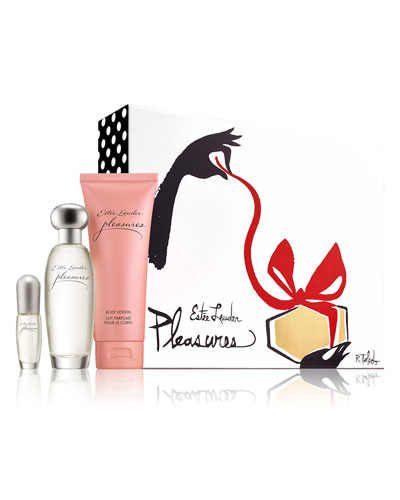Limited Edition Pleasures To Go Set ($90 Value)