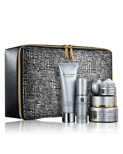 Limited Edition Re-Nutriv Indulgent Luxury for Face Set