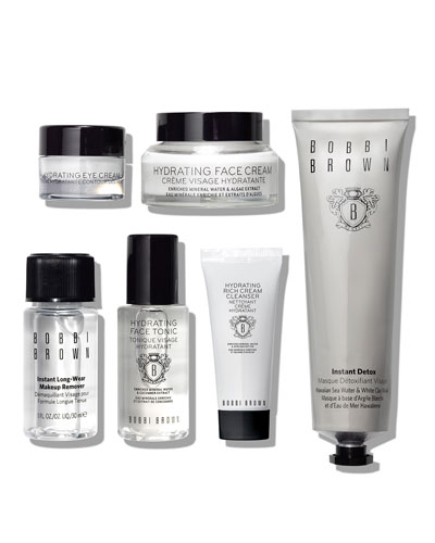 Bobbi to the Rescue - Detox & Hydrate Set