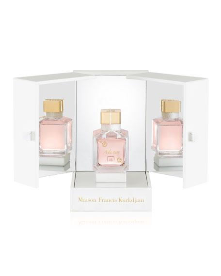 A la rose Extrait de parfum hand made, 70 mL