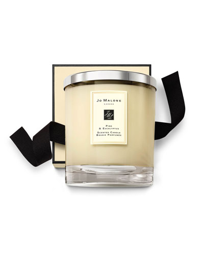 Pine and Eucalyptus Luxury Candle